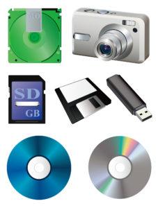 遺品整理デジタルデータの整理