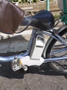 電動アシスト自転車は電池の処分が別
