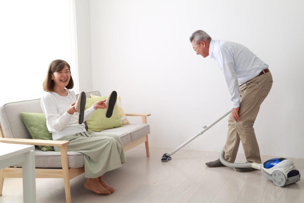 福祉整理はお部屋の掃除から?