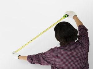 仏壇を購入するときは必ず部屋の寸法を測っておきましょう