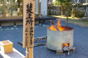 仏壇はお焚き上げするのが望ましいです