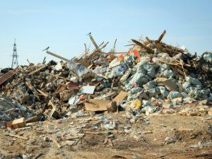 遺品整理 リサイクル ごみ 埋め立て地