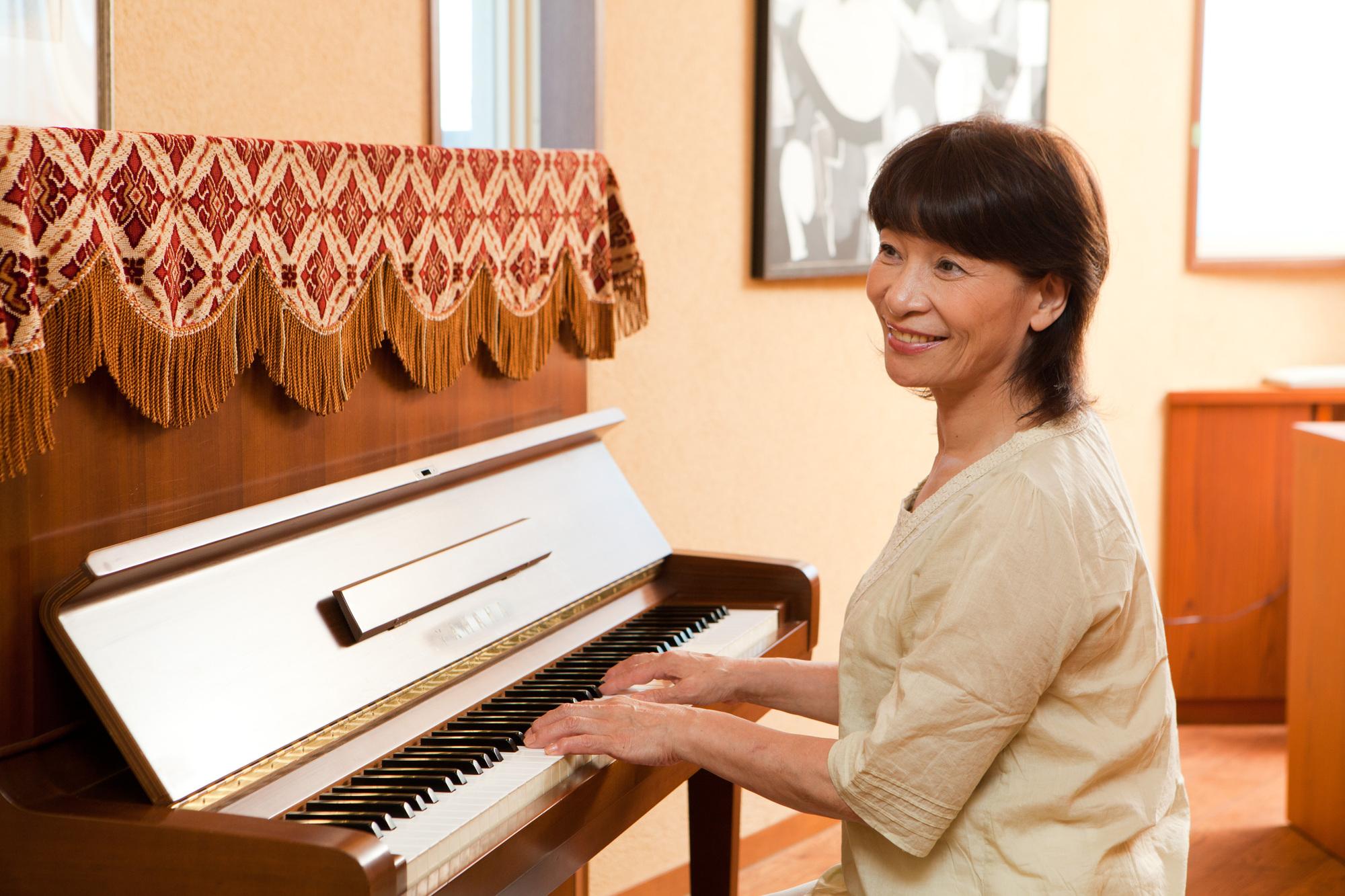 ピアノ 楽器 処分 遺品