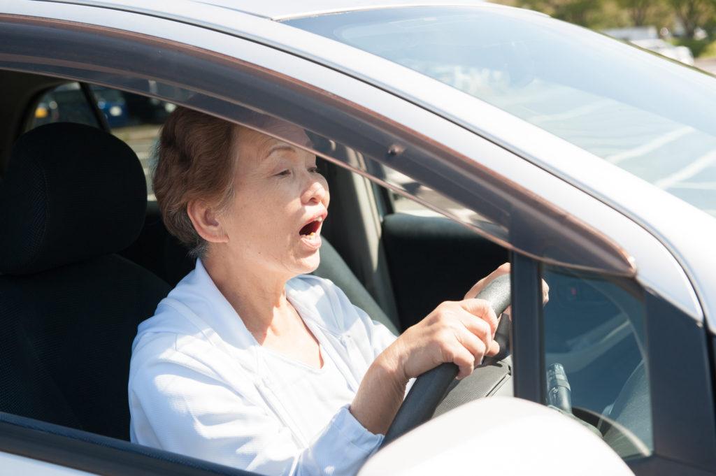 高齢者 運転 免許