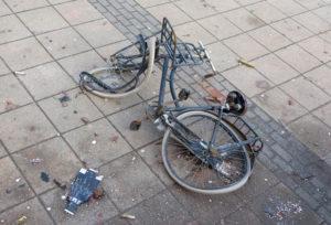 自転車 ごみ