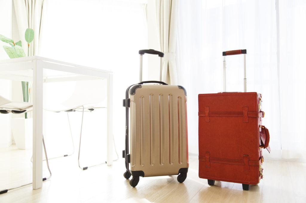 スーツケース キャリーバッグ 処分