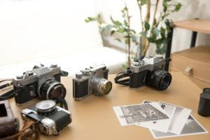 カメラ 処分 ごみ 種類