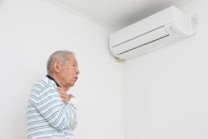 エアコン 処分 冷暖房 効き