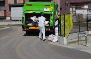 年末 大掃除 ごみ 回収