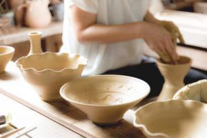 陶器の特徴と種類