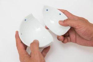 割れた陶器の処分方法