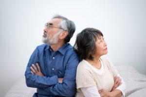 住み慣れた家 高齢化
