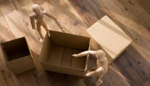 遺品整理と不用品回収の仕分けの違い