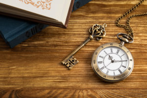 形見分けで貰った懐中時計