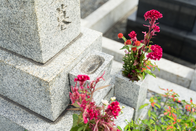 お墓の継承