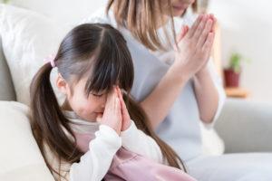 供養としての感謝離をした家族