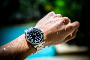 遺品の時計