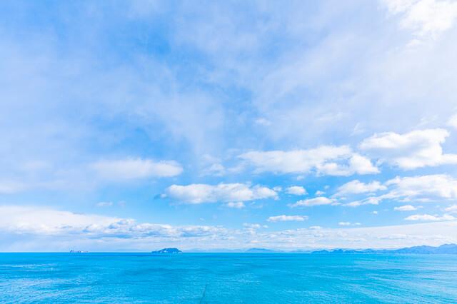 散骨できる海