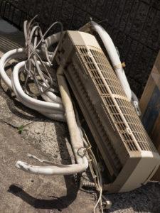エアコンは家電4品目の一つ