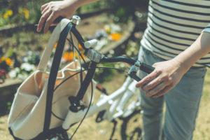 自転車の廃棄は防犯登録にご注意