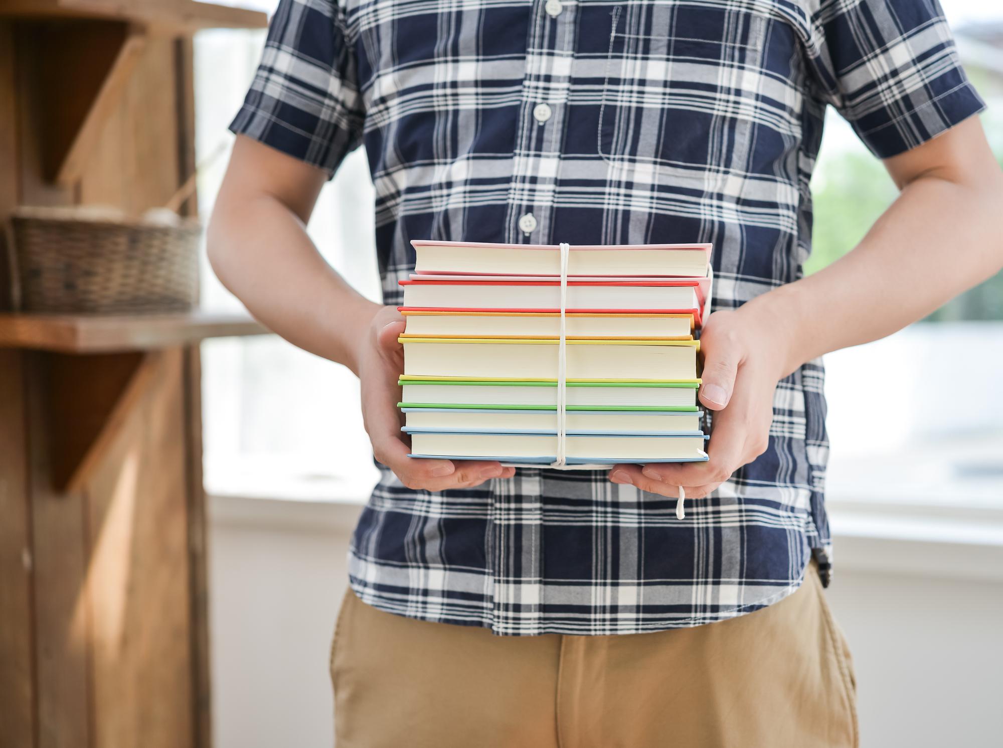 本や衣類など不用品を処分するには?