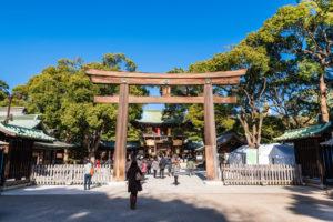 東京都・明治神宮