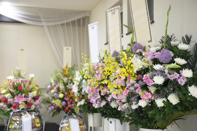 供養花 供花 種類 送り方