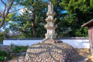 永代供養のための供養塔