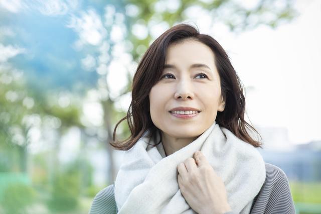 老前整理を考える女性