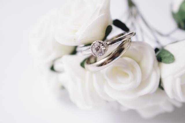 リメイク済の形見分けの指輪