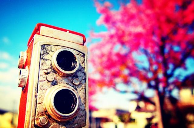 形見のカメラ