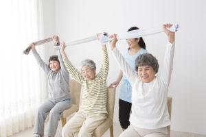 相続税対策で作った高齢者施設