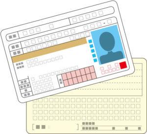 故人の免許証の返納