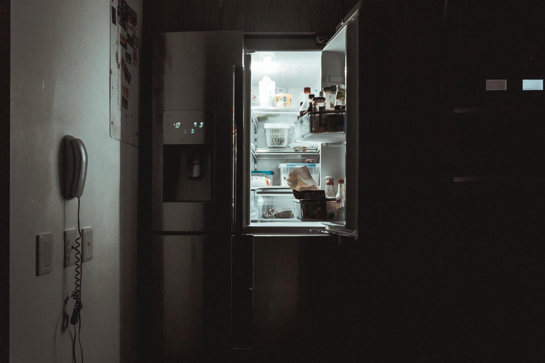 冷蔵庫の処分について