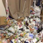 昭和区(名古屋市)でのゴミ屋敷の清掃事例ビフォー