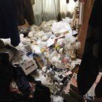 緑区(名古屋市)のゴミ屋敷の清掃事例ビフォー