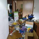 三鷹市 ゴミ屋敷 SA様 ビフォー02