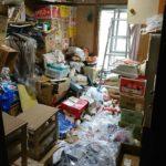 練馬区 ゴミ屋敷 N様 ビフォー02