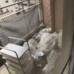 大阪市 旭区 不用品回収 A様 ビフォー02