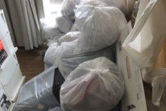 大阪市 旭区 不用品回収 A様 ビフォー01