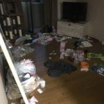 名古屋市北区のゴミ屋敷清掃事例03
