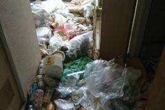 杉並区S様のゴミ屋敷の掃除ビフォー写真