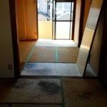 名古屋市港区のゴミ屋敷片付けアフター寝室