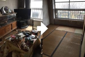 千葉県船橋市での引越に伴う不用品回収