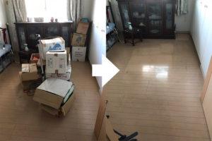 千葉県市川市での不用品回収とハウスクリーニング