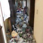 千種区 ゴミ屋敷 K様 ビフォー01