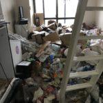東京都 足立区 ゴミ屋敷清掃 I様 ビフォー01
