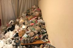豊川市 ゴミ屋敷清掃 T様 ビフォー01