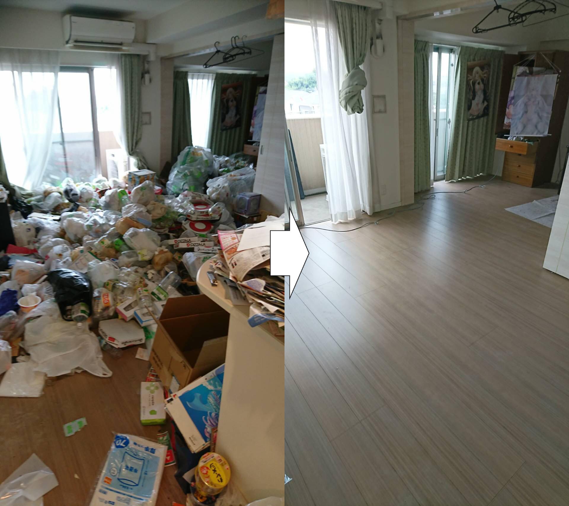 横浜市 神奈川県 ビフォーアフター01