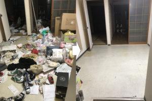 愛知県 安城市 ゴミ屋敷 ビフォーアフター